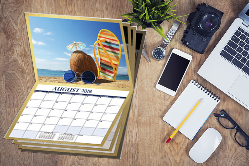 how to make your own calendar step by step guide terrific