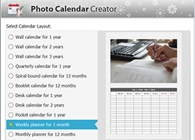 Scroll through the collection of planner templates